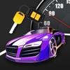 跑车声音模拟器 - 汽车钥匙和引擎声浪