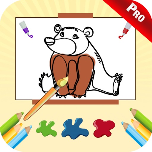 Coloring Games For Kids Baby