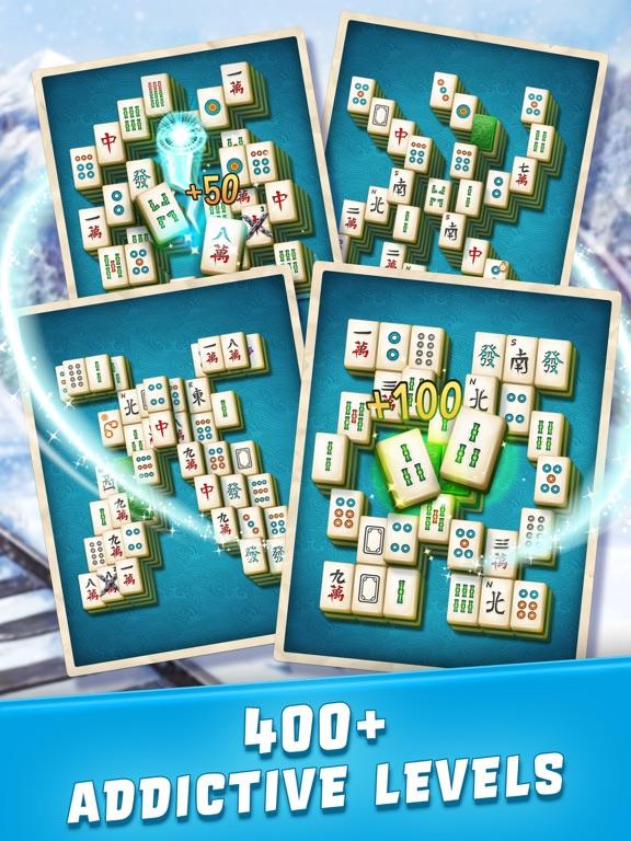 Mahjong Crimes screenshot 8