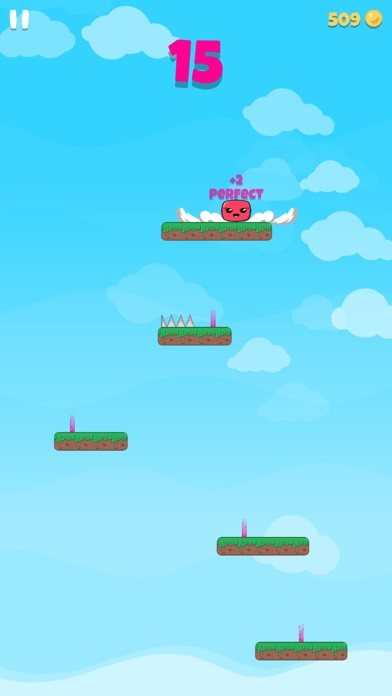 Falling Hero ! screenshot 2