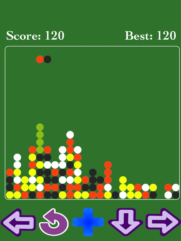 Balls 4 in a Row Game screenshot 7