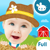 Animal Peekaboo: Baby Games 1+