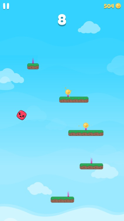 Falling Hero ! screenshot-3