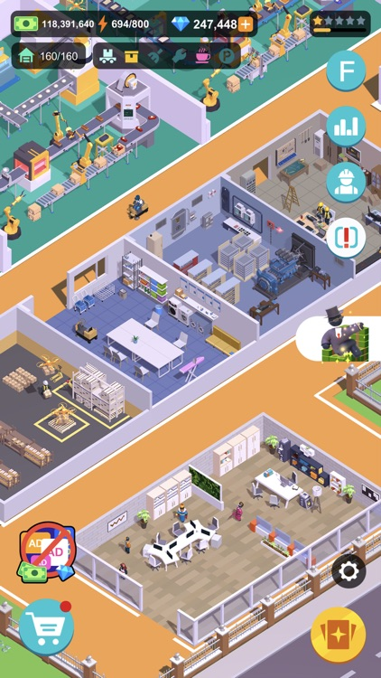 Super Factory-Tycoon Game screenshot-6