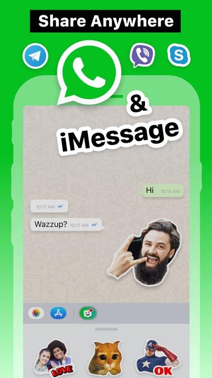 Stickers Maker & Memes