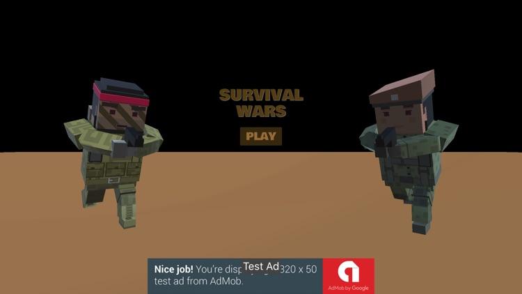 Dakar - Survival Wars