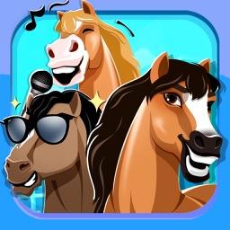 American Quarter-Horse Emoji