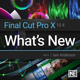 What's New For Final Cut Pro X