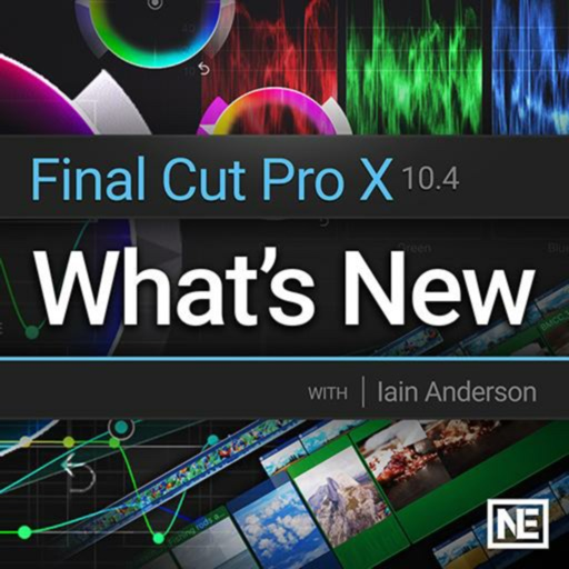 What's New For Final Cut Pro X iOS App
