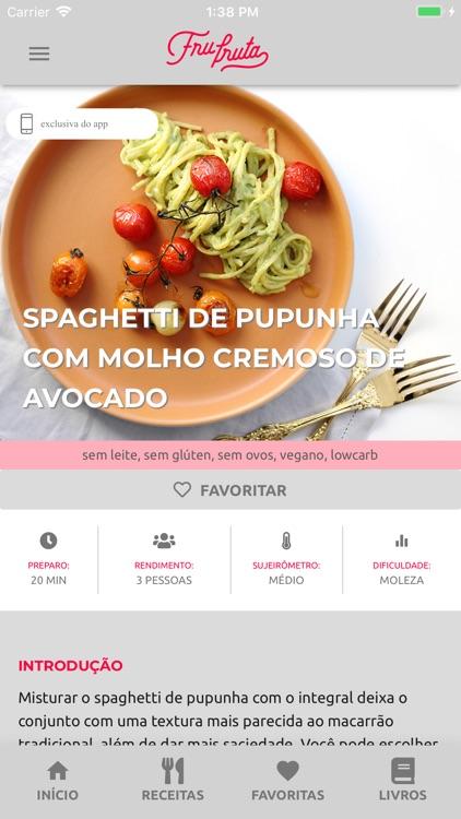 Fru-fruta - Receitas Saudáveis screenshot-4