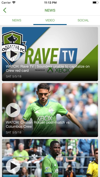 Seattle Sounders FC screenshot-3