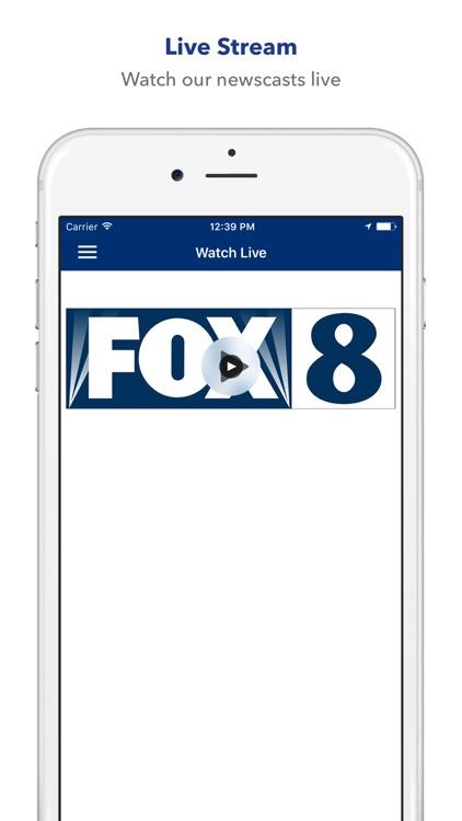 FOX 8 News screenshot-4