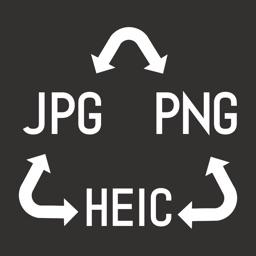 Image Converter - JPG PNG HEIC