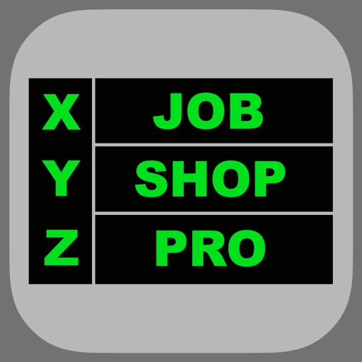 Job Shop Machinist Pro
