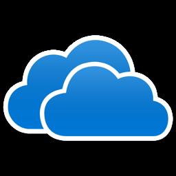 Ícone do app OneDrive