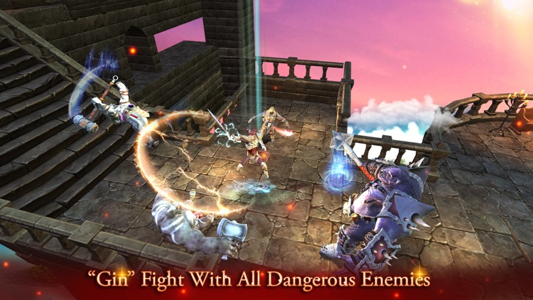 Fighting Tiger Death blade screenshot-4