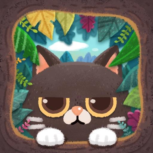 猫と秘密の森