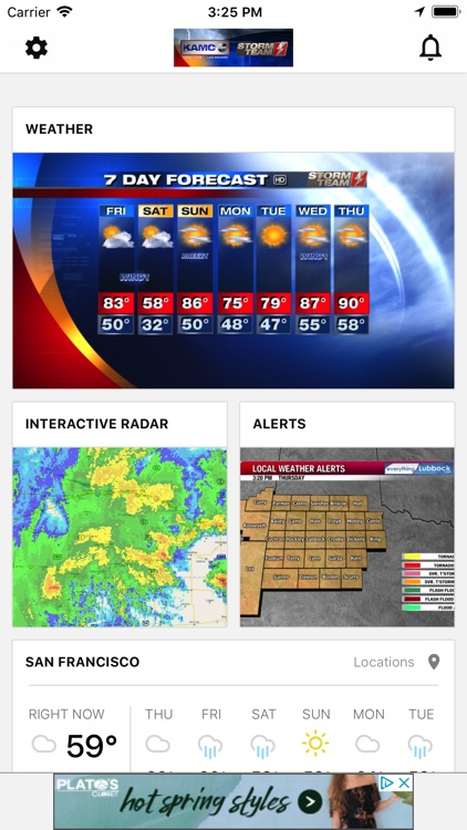 KAMC Storm Team Lubbock screenshot-0