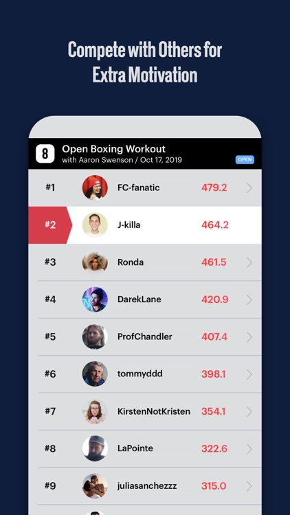 FightCamp Home Boxing Workouts screenshot-6