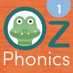 Oz Phonics 1