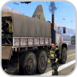 Army Cargo Truck Mission 3D