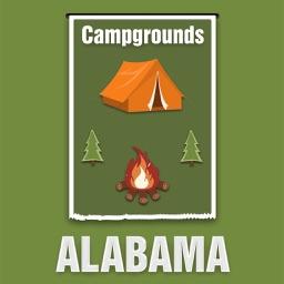 Alabama Campgrounds List