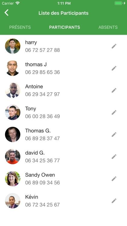 Chienboul - Organisez un foot screenshot-4