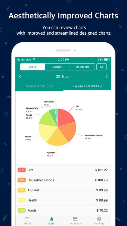 Money Manager (+PC Editing) screenshot-4