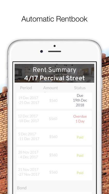 Proper Renting Management screenshot-4