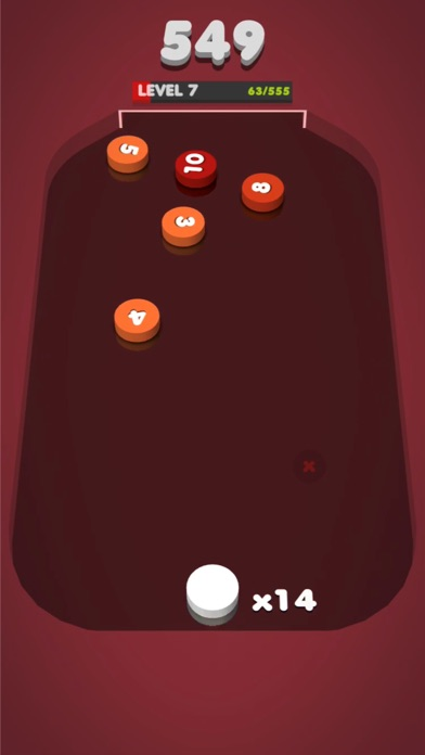 Shoot! - Addictive Game screenshot 1
