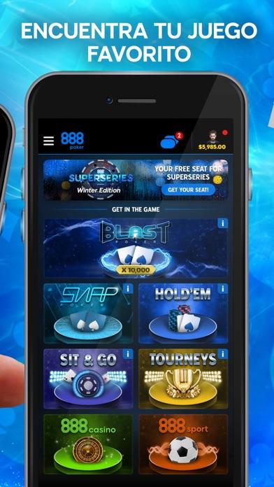 Descargar 888 poker - juega poker online para Android
