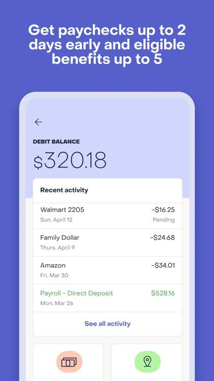 Providers: benefits and debit screenshot-7