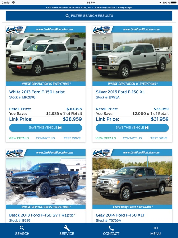 Link Ford Rice Lake >> Link Ford Rice Lake Business Productivity Free Download For
