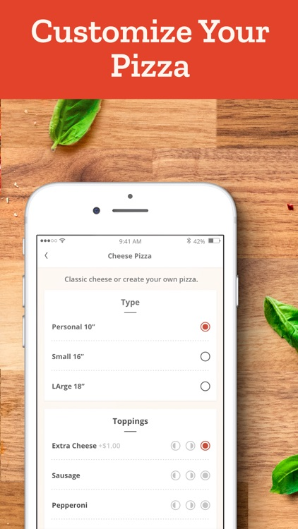 Slice: Pizza Delivery & Pickup screenshot-3