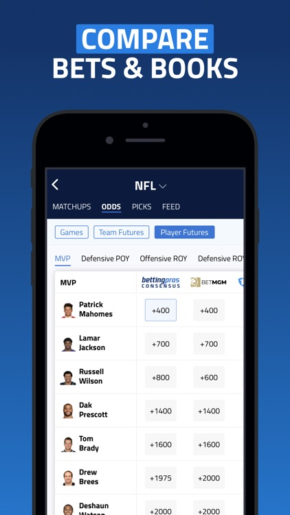BettingPros: Sports Betting screenshot-7