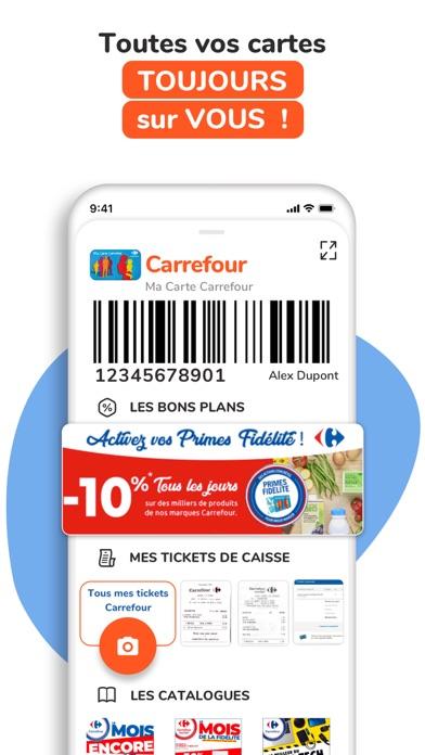Screenshot #3 pour FIDME Carte de fidélité, Promo