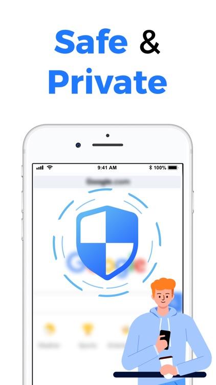 SkyVPN - Unlimited VPN Proxy screenshot-3