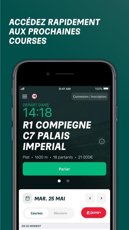 PMU.fr - Pari Hippique & Turf screenshot-0
