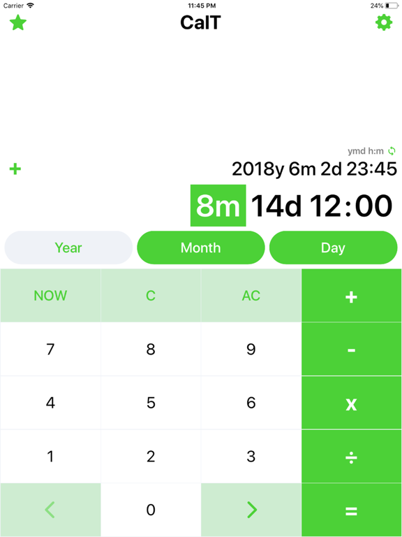 Date And Time Calculator App