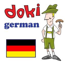 Learn Basic German with Doki