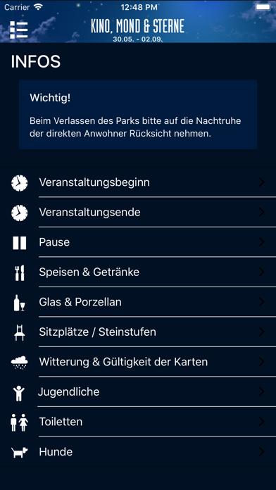 Kino, Mond & Sterne screenshot four