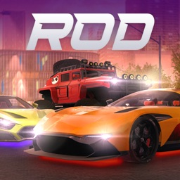 ROD Multiplayer #1 Car Driving