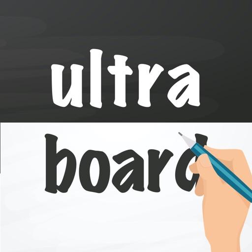 ホワイトボード & 黒板 - ウルトラボード