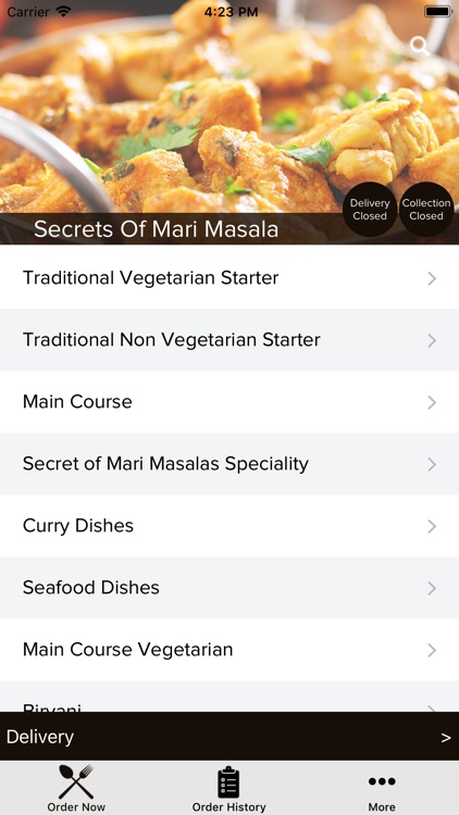 Secrets Of Mari Masala