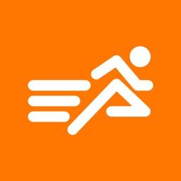 Tempo – Run & Walk Workout Log