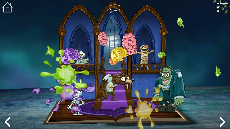StoryToys Haunted House screenshot-1