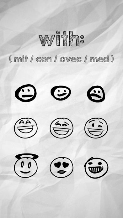 Draft Emoji screenshot 2