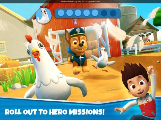 iPad Image of PAW Patrol Rescue World