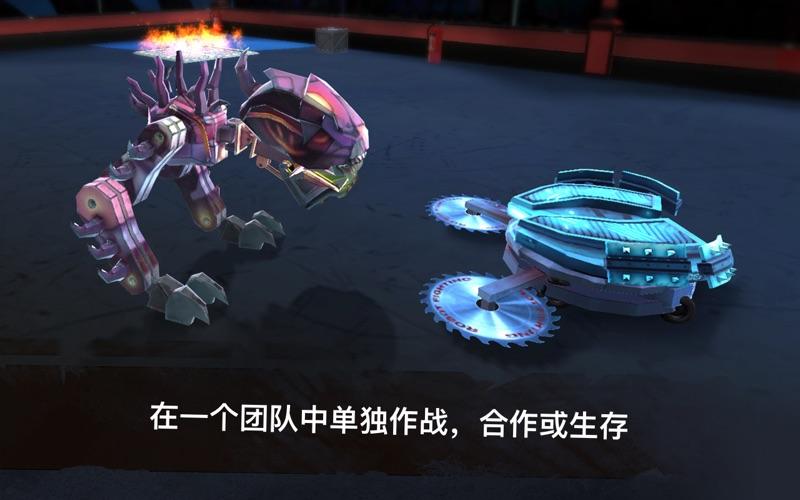 机器人战斗2-迷你机器人英雄 Deluxe for Mac