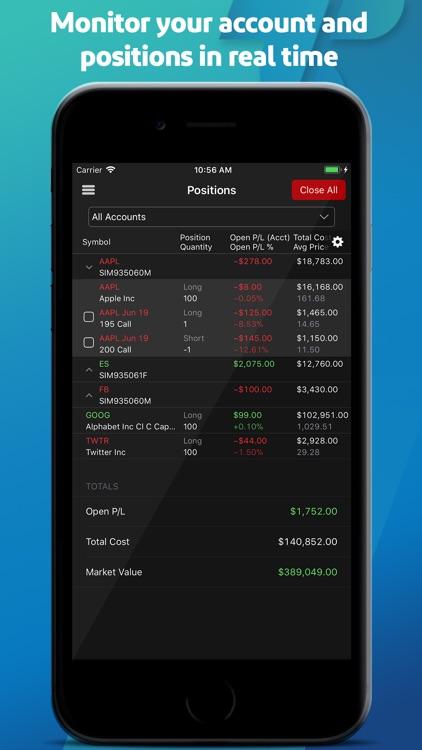 TradeStation - Trade & Invest screenshot-7